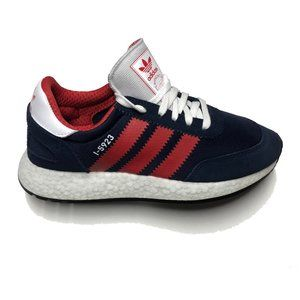 adidas I-5923 Navy / Red Mens Shoes